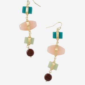 Noonday Collection Glass Bead Sea Change Earrings